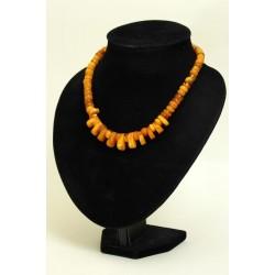 32 g.  butterscotch Baltic amber set of necklace