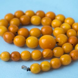 Luxury amber necklaces