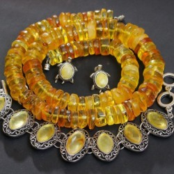 Other amber jewelry